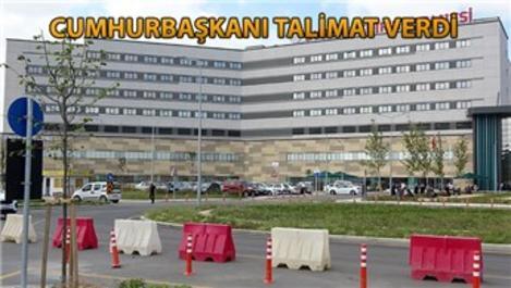 Şehir Hastanesi'nin metrosunu Ulaştırma Bakanlığı yapacak