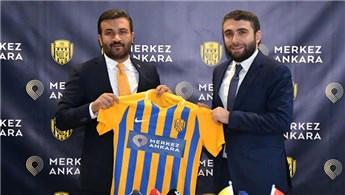 Merkez Ankara, Ankaragücü'ne sponsor oldu!