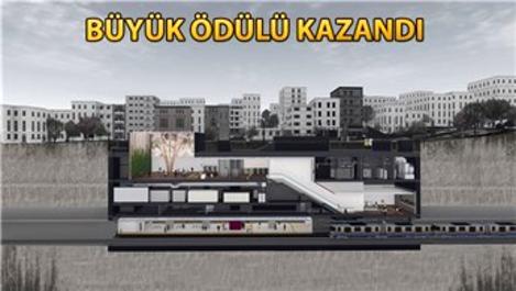 İstanbul metrosuna Uluslararası Mükemmellik Ödülü!