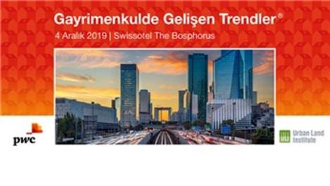 Gayrimenkulde Gelişen Trendler 2020, 4 Aralık'ta!