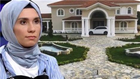 MasterChef Güzide'nin lüks villası sosyal medyada olay oldu