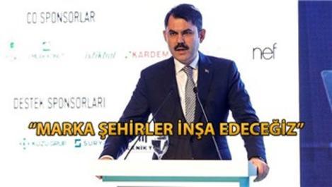'İstanbul Finans Merkezi 2021 yılında bitecek'