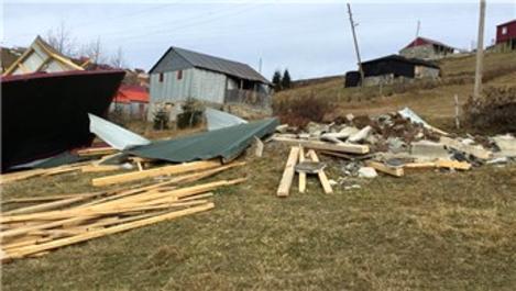 Sis Dağı Yaylası'nda yıkımlar tekrar başladı