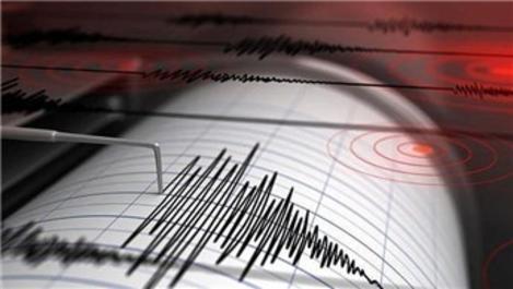 Ankara'da 3,0 büyüklüğünde deprem!