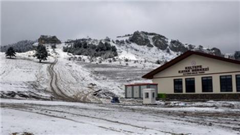 Keltepe Kayak Merkezi günübirlik kayak turizmine açılacak