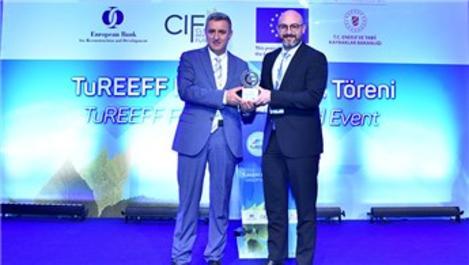 Tema İstanbul en çevreci ve enerji tasarruflu proje seçildi