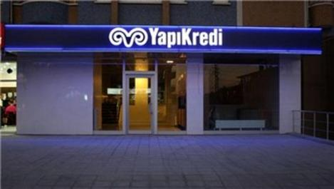 Yapı Kredi, konut kredisi faizini yüzde 0,99'a indirdi