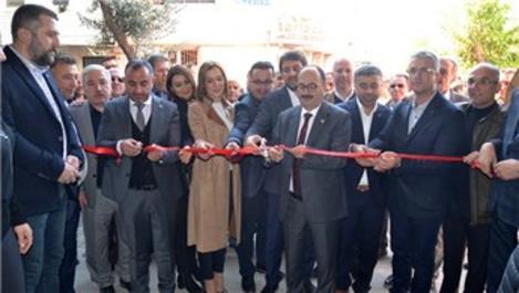Bursa'da Emlakçılar Derneği açıldı