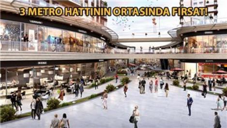 Luxera Meydan'daki ticari üniteler 770 bin TL'den satışta!