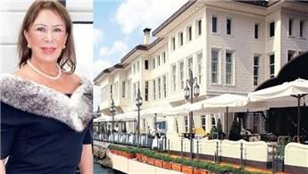 Ahu Aysal, Hotel Les Ottomans'tan taşındı