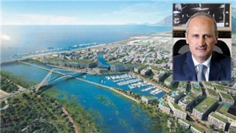 'Kanal İstanbul, Boğaz'ı kazalardan kurtaracak'
