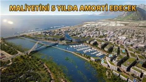 İşte Kanal İstanbul'un tüm detayları!