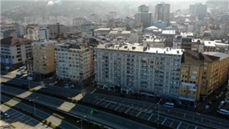 Rize'de kentsel dönüşüm hazırlıkları başladı