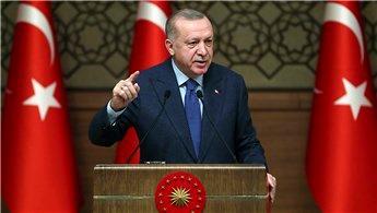 """""""Kanal İstanbul'a en kısa sürede başlayacağız"""""""
