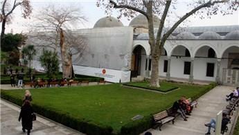 Topkapı Sarayı'ndaki kayma durduruldu