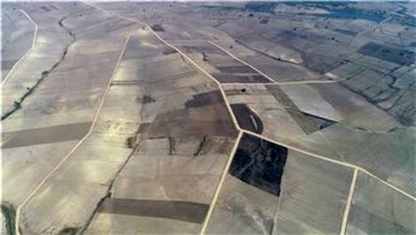 Trakya'da arazi toplulaştırma çalışmaları devam ediyor