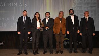 3S Firuze Konakları 'Tamamlanmış En İyi Konut Projesi' seçildi