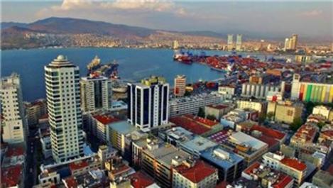 İzmir'de 2 bin 538 konut ilk defa satıldı