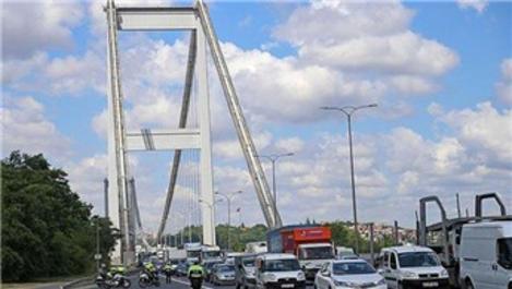 İstanbul'da günde 2.1 milyon kıtalararası geçiş!
