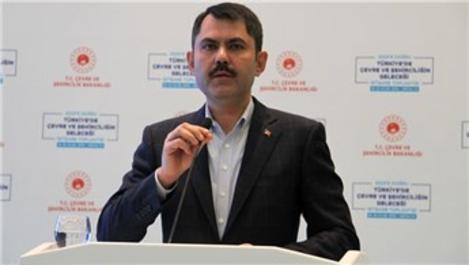 """""""TOKİ, 100 bin sosyal konutu ilk defa bir yılda yapıyor"""""""