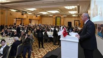 """""""Kanal İstanbul için yakında kazmayı vuracağız"""""""