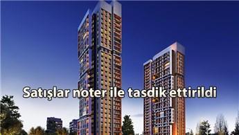 Nef, hafta sonunda 103 milyon TL'lik satış yaptı