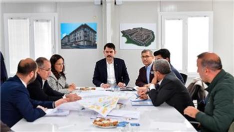 """""""Kirazlıtepe'de 550 bağımsız bölümü 2020'de tamamlayacağız"""""""