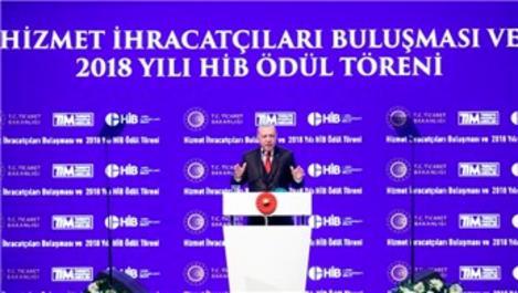 """Cumhurbaşkanı Erdoğan: """"Kanal İstanbul'a başlıyoruz"""""""