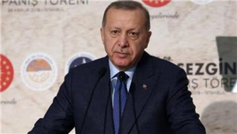Başkan Erdoğan'dan Kanal İstanbul eleştirilerine sert yanıt