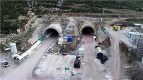Honaz Tüneli ile 4 ilin trafiği rahatlayacak!