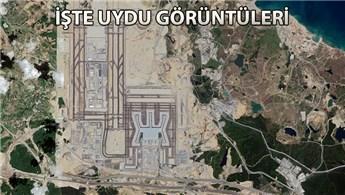 İstanbul Havalimanı'nda yeni pist çalışmaları devam ediyor
