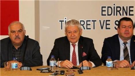 Edirne'ye akın ediyorlar: 10 ayda 920 bin Bulgar turist