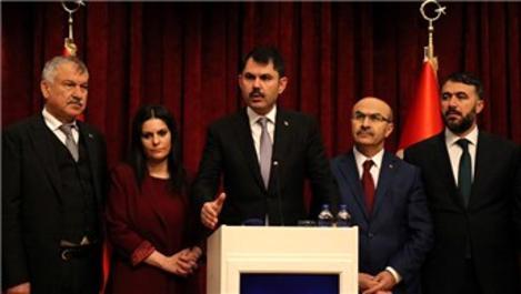 Bakan Kurum'dan Adana'ya konut müjdesi!