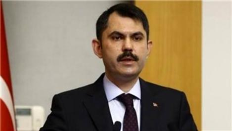 Bakan Kurum, Kanal İstanbul'un ÇED sürecini anlattı