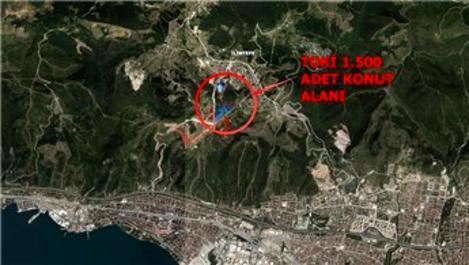 Kocaeli'deki TOKİ konutları İlimtepe'ye yapılacak