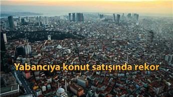 İstanbul'da yabancıya konut satışında yüzde 50 artış!