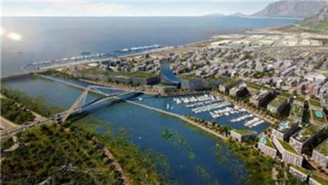 Kanal İstanbul çevresine yatay mimari ayarı!