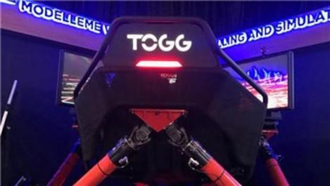 TOGG'un simülatörünü SANLAB geliştirdi