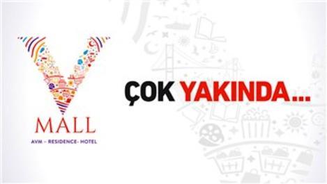 İsra Holding, Başakşehir'de V Mall için düğmeye bastı