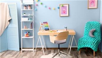 Çocuk odalarında duvar rengi seçimi nasıl yapılır?