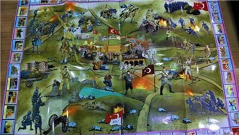 Gaziantep'in kurtuluşu Monopoly'e uyarlandı