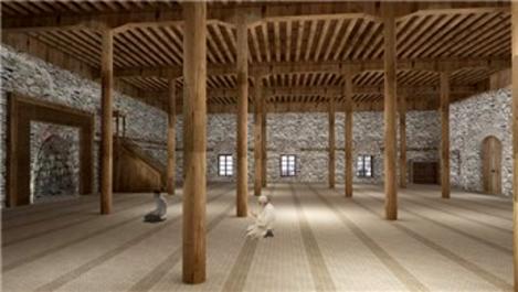 Antalya'daki Gülevşen Camisi restore edilecek