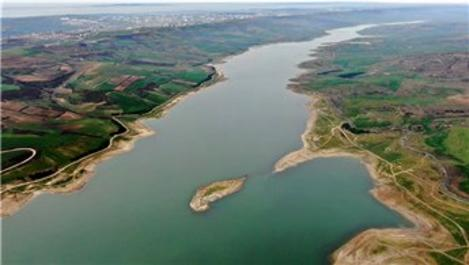 Kanal İstanbul güzergahı havadan görüntülendi!