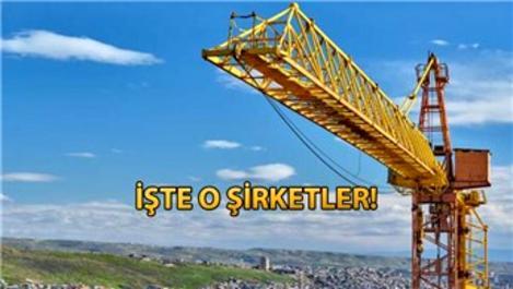 Türkiye'den 44 müteahhit dünya listesinde!