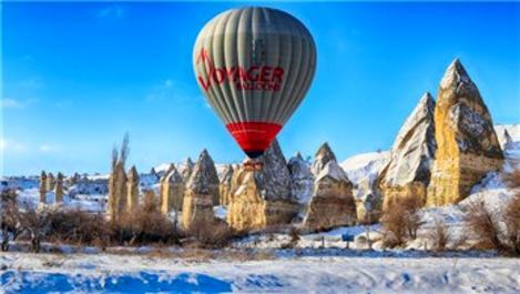 Kapadokya'yı 2019 yılında 4 milyon turist ziyaret etti