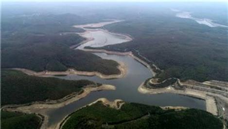 İstanbul'daki barajların doluluğu yüzde 10 arttı