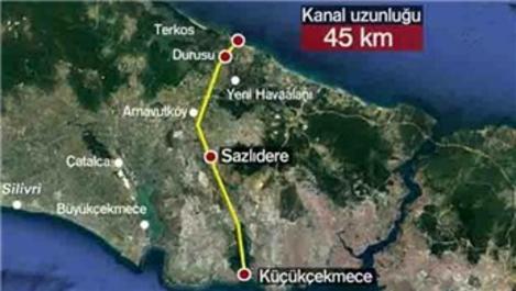 Kanal İstanbul ile 'Yeni İstanbul' doğuyor!
