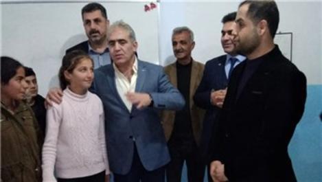 Osman Nuri Bakırcı, öğrencilerle bir araya geldi