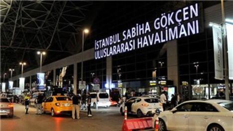 Sabiha Gökçen Havalimanı'nda uçuşlar yeniden başladı