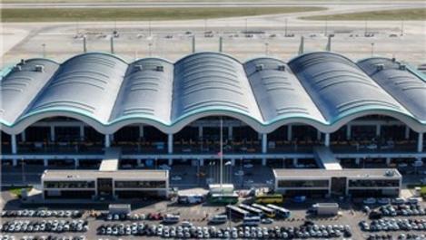 Sabiha Gökçen Havalimanı'na iki ödül birden